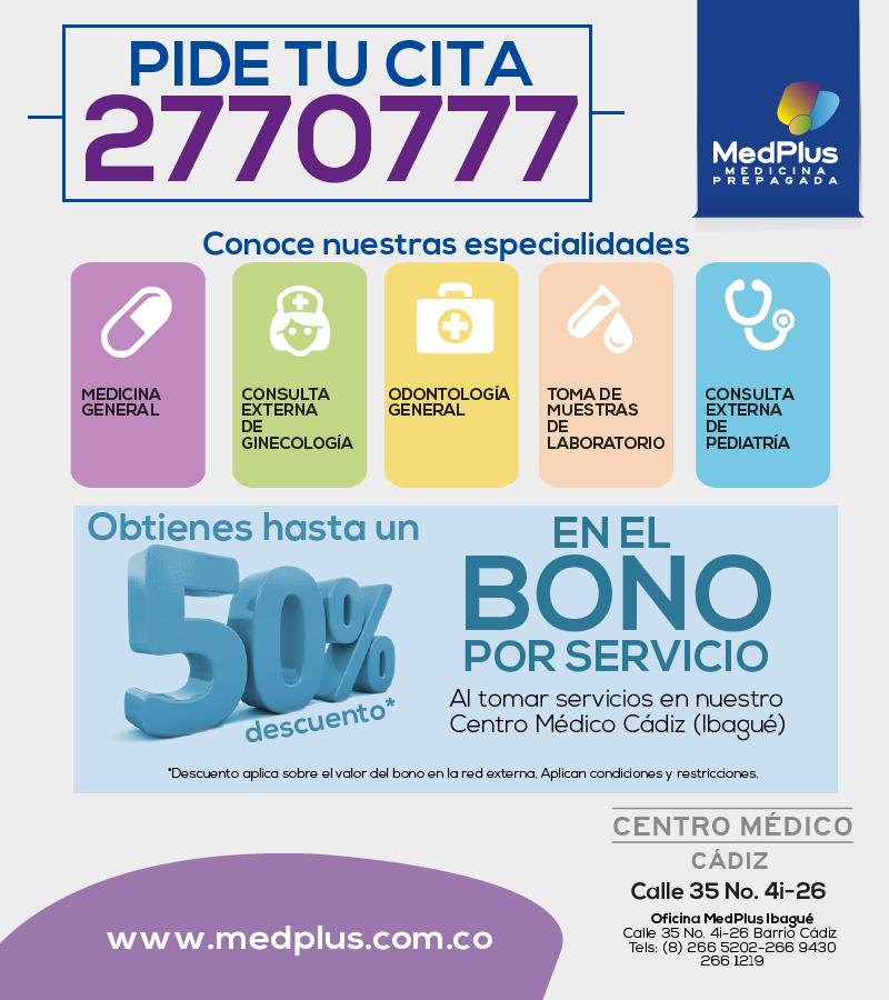 Centro Médico Cádiz Ibagué