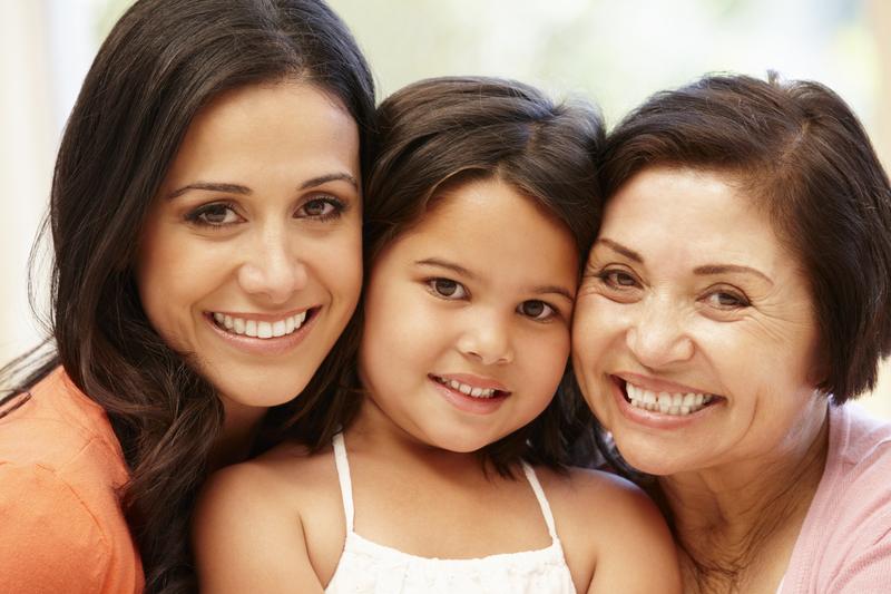 Mamás e hijas