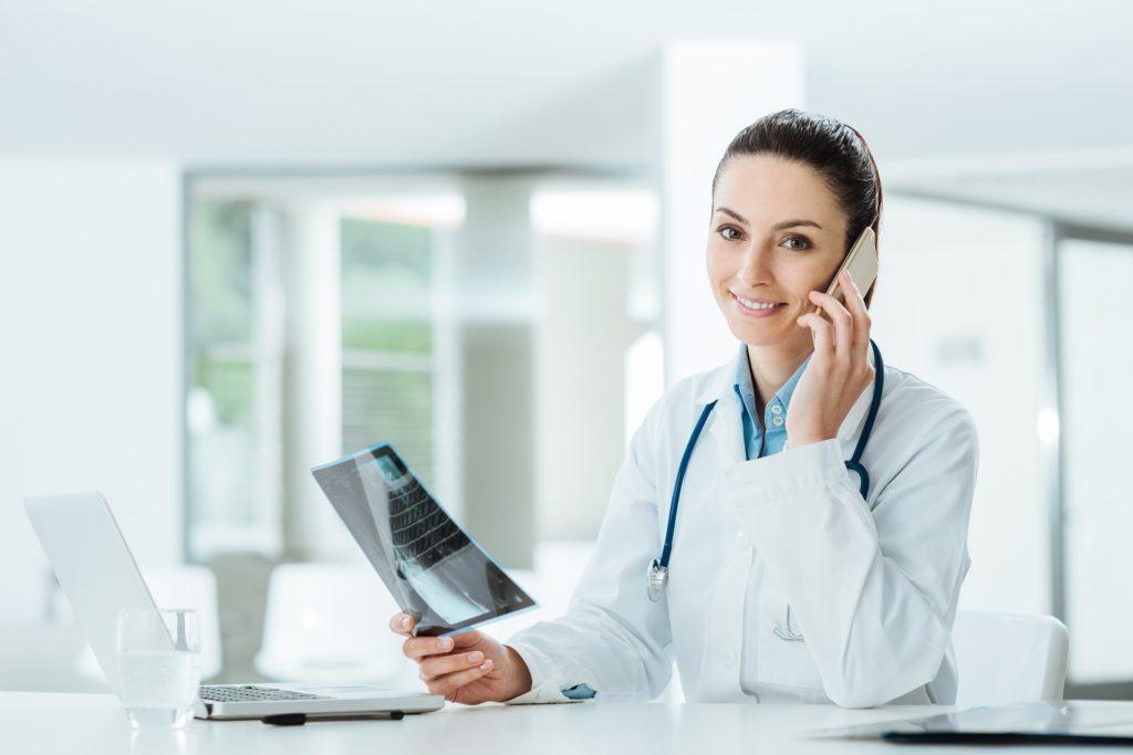 Orientación médica telefónica MedPlus 2019