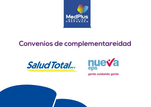 convenios de complementariendad en medplus colombia medicina prepagada
